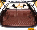 Completa cercada esteiras tronco carro Especial para Novo LexusRX 350 2016 à prova d' água durável tapete forro para Lexus RX350 2016