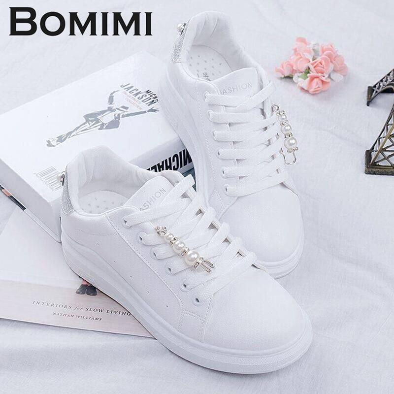 BOMIMI Women Canvas Shoes Women's