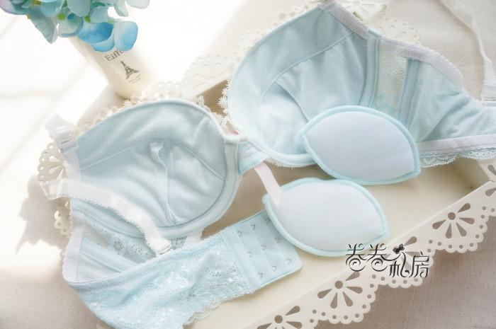 Push up bra and panties set sexy women brassiere lingerie bra underwear set 19