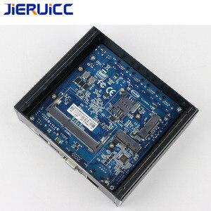 Image 5 - 4lan firewall mini pc/vpn router JIERUICC JC4L 4 INTEL 82583V 1000M LAN intel celeron j1900 quad core 2.41Ghz quad core CPU
