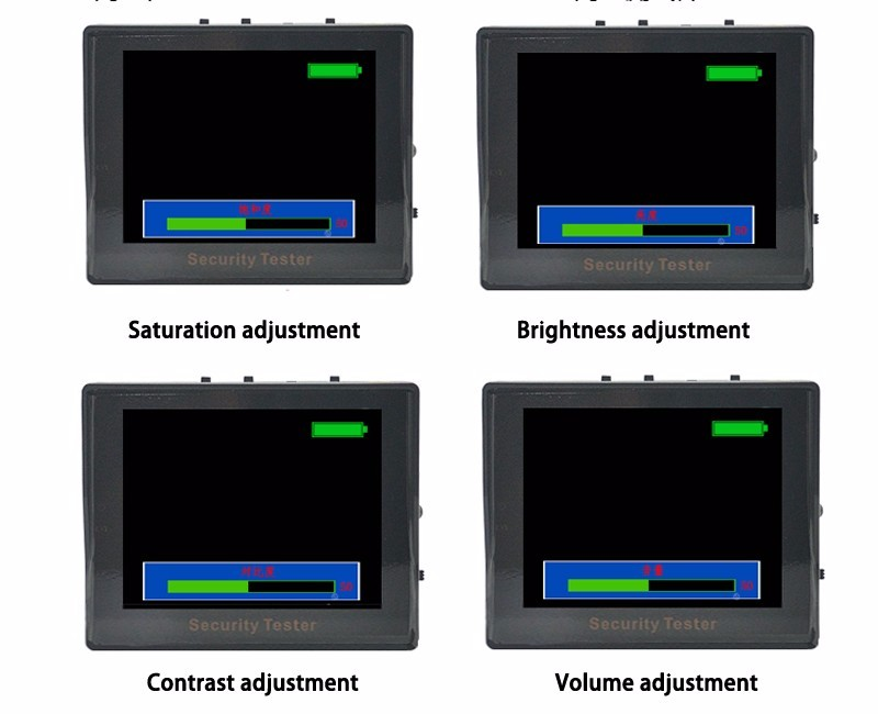 3-5-inch-TFT-LCD-MONITOR-COLOR-CCTV-Security-Surveillance-CAMERA-TESTER operation interface picture 02