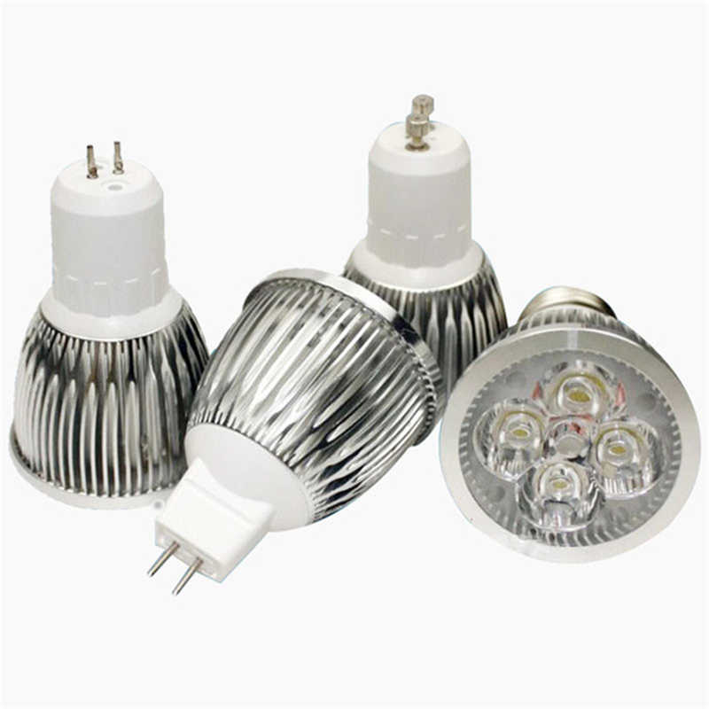 Wholesale MR16 12V led lamp 9W 12W 15W GU10 Dimmable lamp Led Spotlight 220V 110V downlight Warm White Cold White led bulb light