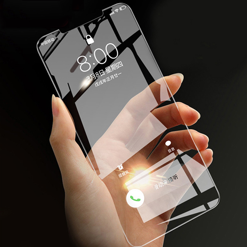Glass For Pocophone F1 Tempered Glass Anti-Explosion Screen Protector Tempered Glass For Xiaomi Pocophone F1 Poco F1 Glass