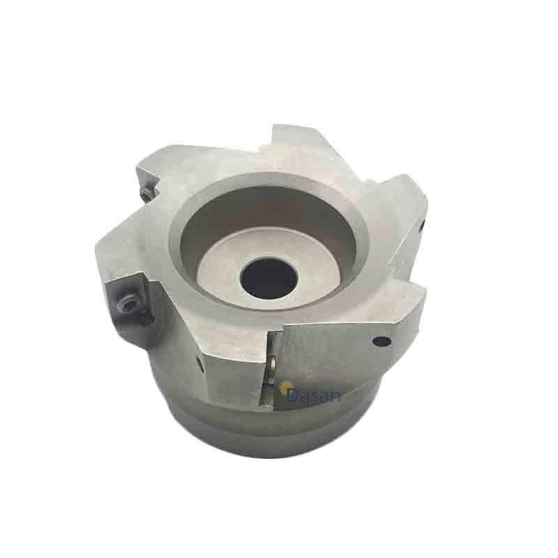 1p CNC  Lathe Face  Milling Cutter  BAP400R80-6T-27  For APMT1604 Insert