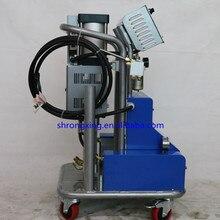 Кровельная изоляционная полиуретановая распылительная вспенивающая машина