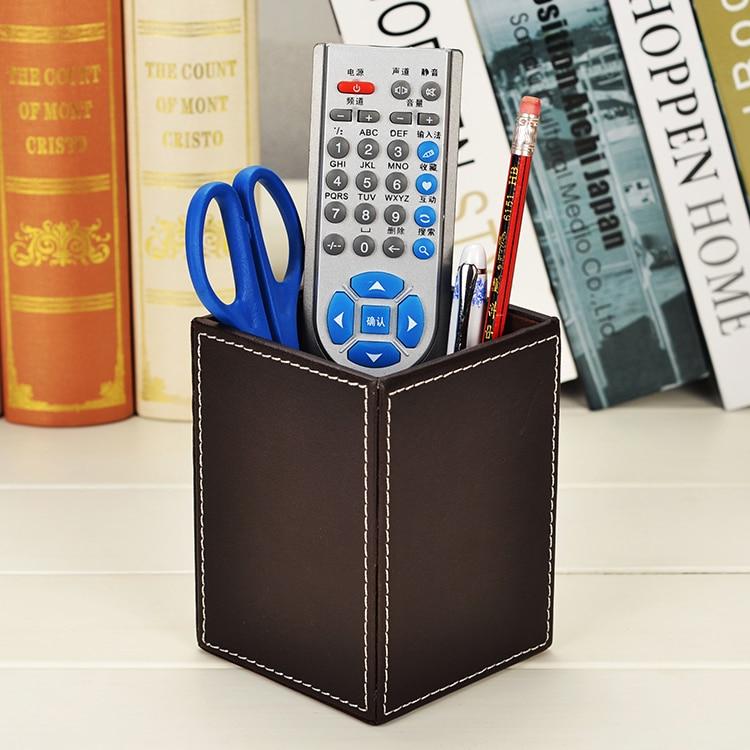 Popular Leather Desk Accessories-Buy Cheap Leather Desk