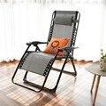 33032860537 - 1B silla reclinable para sala de estar, cama para Siesta plegable para almuerzo, silla de balcón portátil multifunción, silla de playa para intemperie