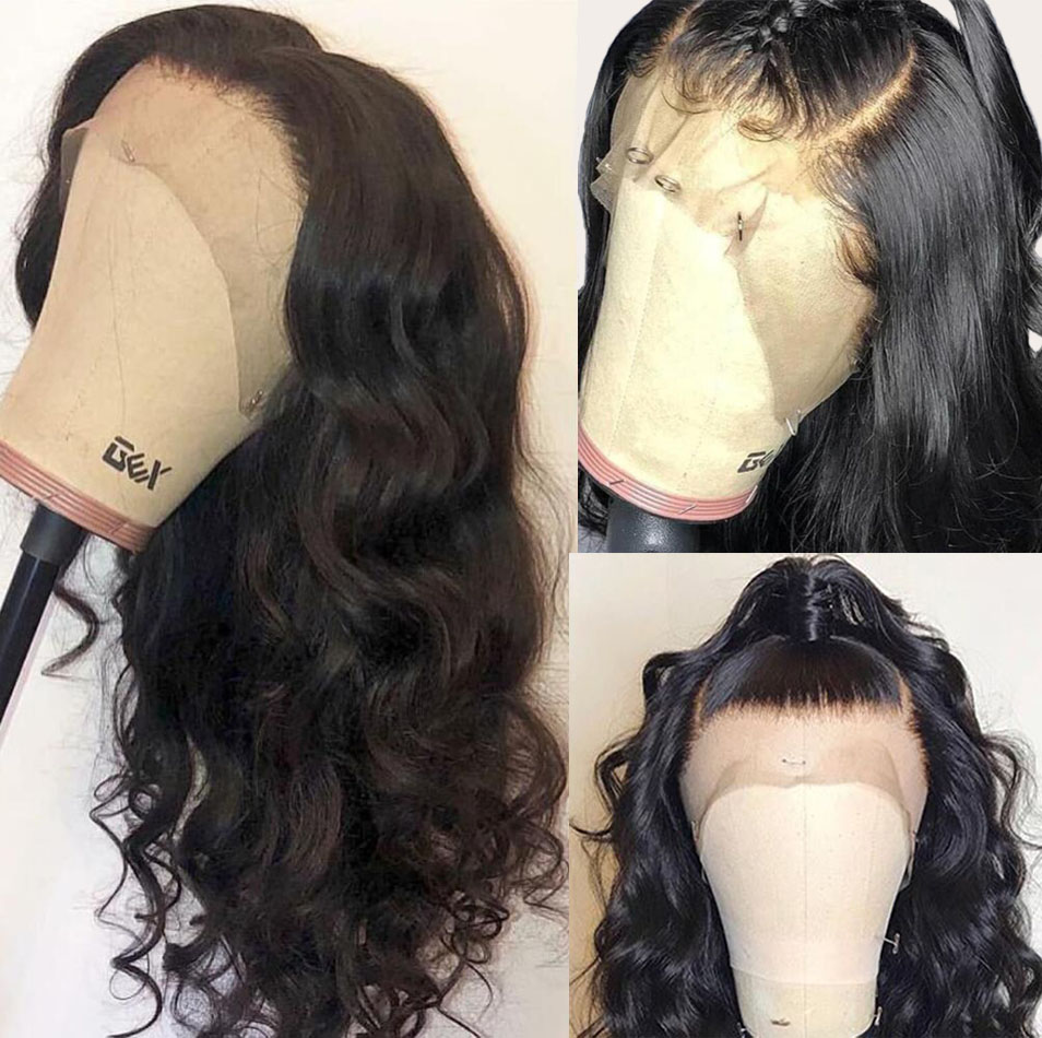 13*4 Lace Frontal Wig  Body Wave  Wigs   Lace Frontal  Wigs 3