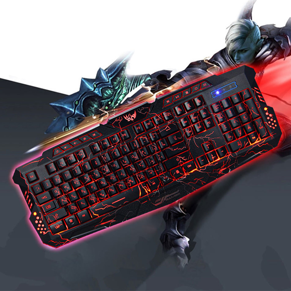 USB Wired Mechanical Gaming Keyboard USB Wired Mechanical Gaming Keyboard HTB15lI2SpXXXXbGXpXXq6xXFXXX0