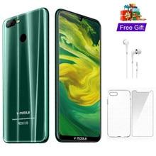 4G LTE 4 Гб ОЗУ 64 Гб ПЗУ TEENO Vmobile M9 мобильный телефон Android 8,1 6,26 «полный экран 4800 мАч отпечаток пальца смартфон мобильный телефон