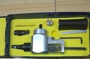 Image 2 - Herramienta de corte turbo, tijeras en la boquilla, broca para destornillador eléctrico de METAL, punta de sierra de calar Tico, hoja de metal