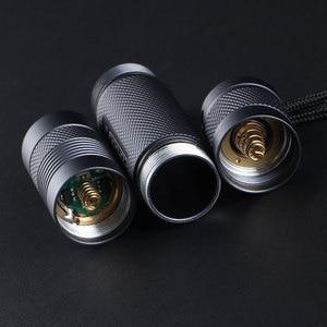Image 2 - אפור שיירת S2 LG UV 365nm פנס, LEUVA33W70RL00 LED, 7135*5 אחד 100% מצב, zwb2 מסנן מותקן