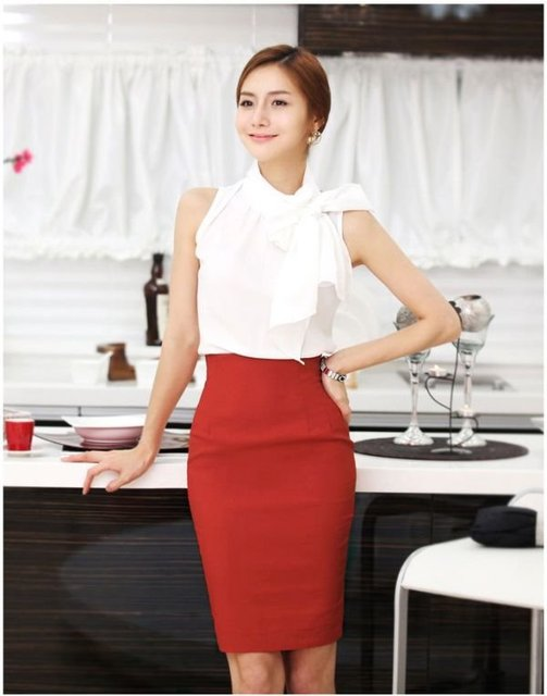 Aliexpress.com : Buy Hot Selling Fashion Women Skirts for Office ...