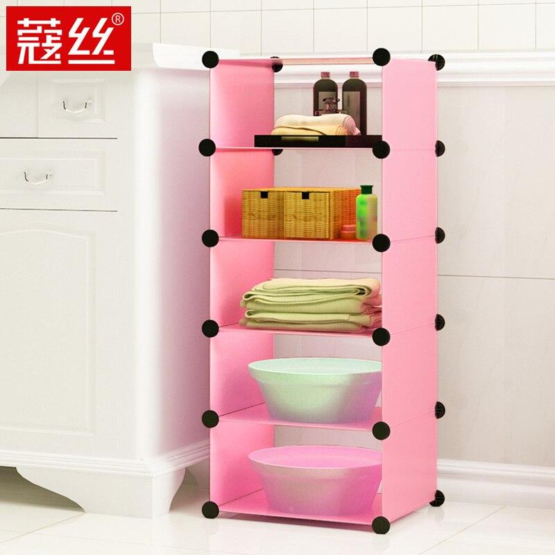comprar kou estanteras de alambre lavabo mueble de bao cuarto de bao wc acero inoxidable piso marco cono de de plstico