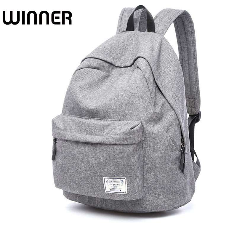 Brand Casual Oxford Fashion Lightweight Women School Backpacks Bag Waterproof Men Backpack Laptop Bagpack Back Pack