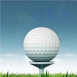 Бесплатная доставка 10 шт мяч для игры в гольф буксировочные слои высококачественный мяч для гольфа оптовая продажа Прямая продажа от Произ...