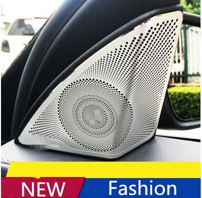 Avtomobil Daxili Qapı Səs Dinamik Mersedes Benz Yeni C sinif W205 - Avtomobil daxili aksesuarları - Fotoqrafiya 1