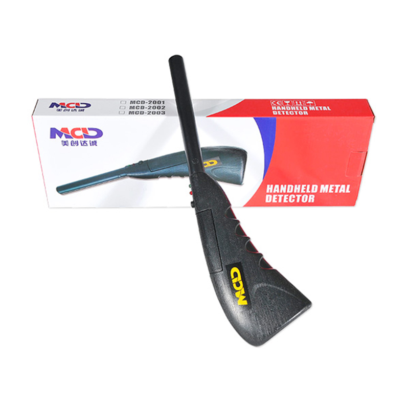 MCD-2001 Handheld Pinpointing metal detector underground  professional long range metal detector china