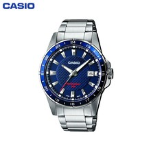 Наручные часы Casio MTP-1290D-2A мужские кварцевые на браслете
