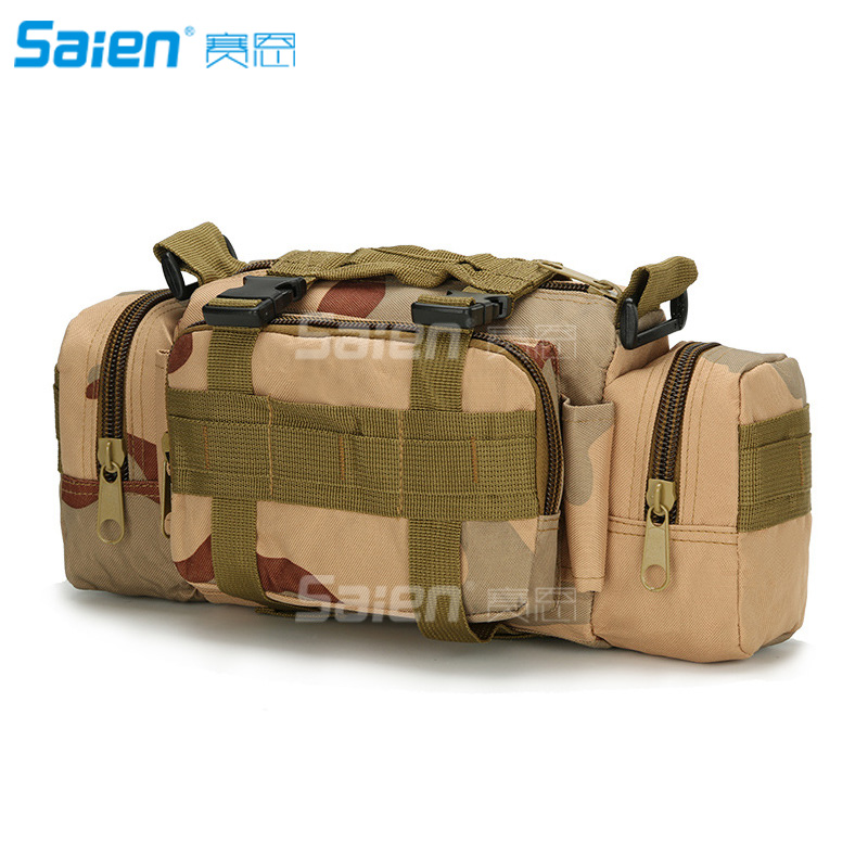 Military Tactical Waist Bags Tactical MOLLE Assault Backpack Camping Hiking