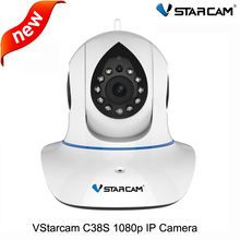 Vstarcam C38S 1080P Full HD P2P 2.0M Pixel IP Camera With IR-Cut Filter Night Vision 2-way Audio Surveillance Camera