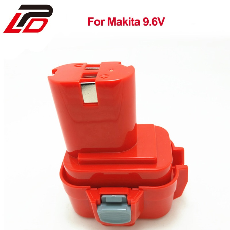 <font><b>9.6V</b></font> 1500mAh Ni-CD Replacement <font><b>Battery</b></font> for <font><b>Makita</b></font> 9100A 9101 9122 <font><b>9120</b></font> PA09 6207D ML903 6222D Power Tool image