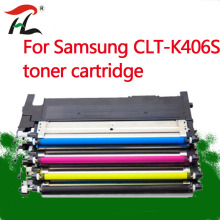 CLT406S CLT-K406S CLT406S 406 409 compatible toner Cartridge for Samsung SL-C460W SL-C460FW SL-C463W C460W C460FW C463W Printer