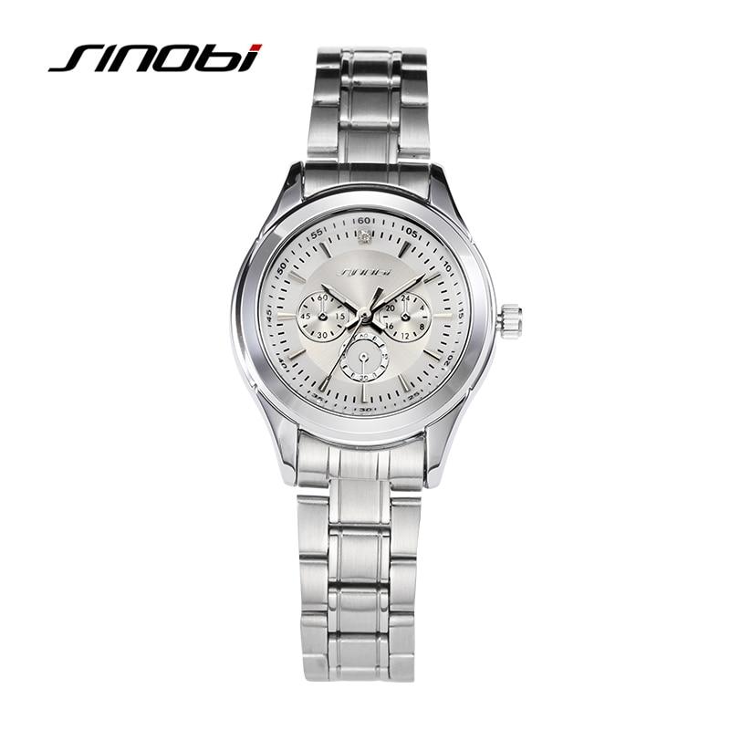 Buy sinobi famous women watch quartz watches woman fashion casual wristwatch for Women casual watches