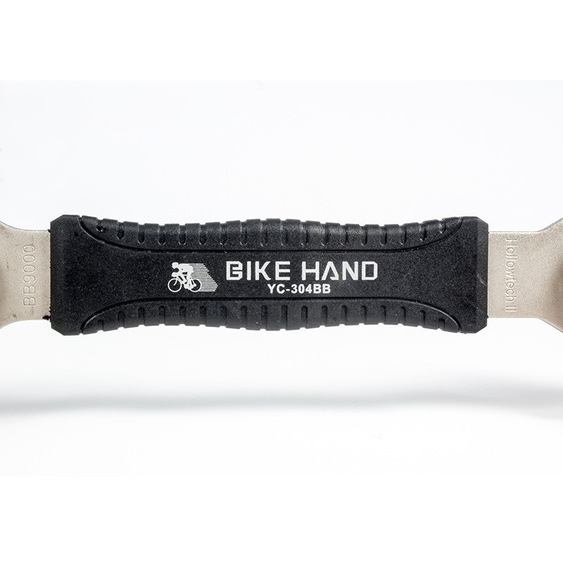 BIKE HAND 4 sizes Bottom Bracket Wrench Bicycle Installation Removal Spanner Mountain Bike Bicycle Repair Tools Steel
