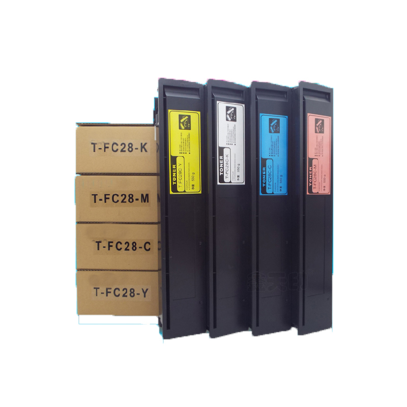 High Quality Toner Cartridge for Toshiba E-studio 2330c 2820c 3520c 4520c 2830c 3530c 4X/Set compatible black developer powder for toshiba e studio 520 523 555 600 603 655 720 723 755 850 853 855