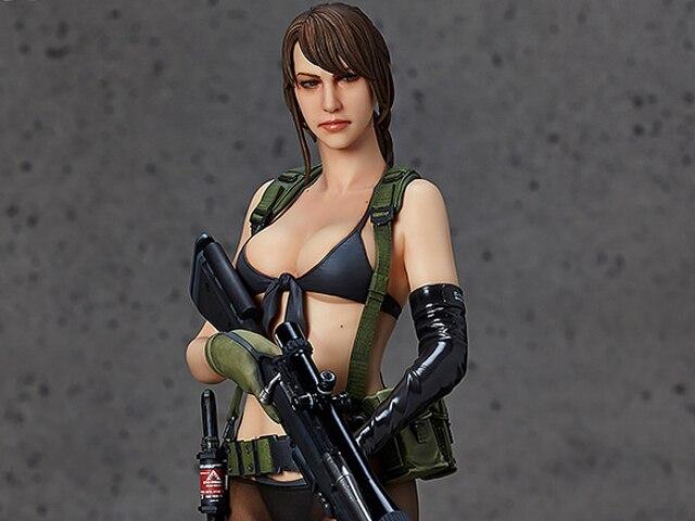 Resin Figure Kit 1 6 Metal Gear Quiet Garage Kit Figure