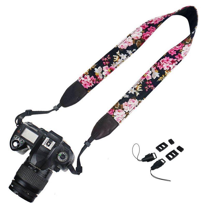 Camera Neck Shoulder Strap Belt For Nikon / Canon / Sony / Olympus / Pentax / Mini8 / Mini7s / Mini25 / Mini 50s / Mini 90 / D