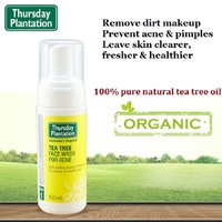 Australia Thursday Plantation Tea Tree Acne Face Wash Natural Soap Free foaming cleanser Gently clean skin without drying it out