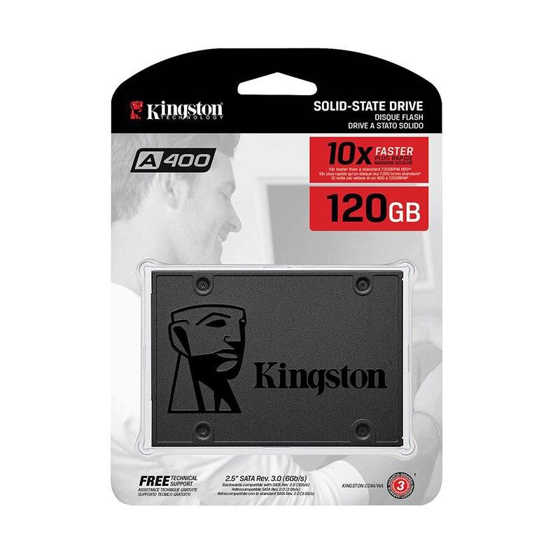 Image 5 - Kingston Digital A400 SSD 120GB 240GB 480GB SATA 3 2.5 inch Internal Solid State Drive HDD Hard Disk HD SSD 240 gb Notebook PC-in Internal Solid State Drives from Computer & Office