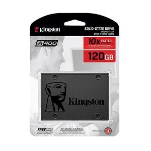 Image 5 - Kingston Digitale A400 SSD DA 120GB 240GB 480GB SATA 3 2.5 pollici Interno Solid State Drive HDD Hard disk HD SSD DA 240 gb Notebook PC