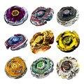 2 pçs/lote Beyblade Gyro Brinquedos Com Lançador de Fusão de Metal Beyblade 4D Definir Crianças Luta Jogo Brinquedos de Natal Presente S50