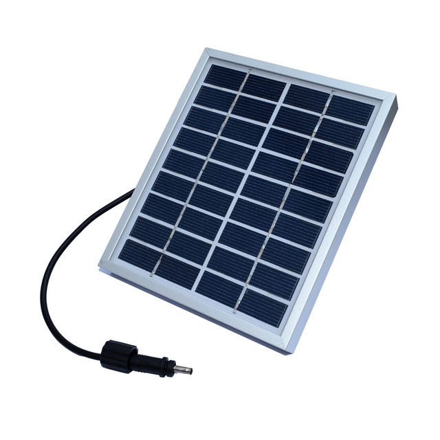 Small Type Solar Pump Landscape Pool Garden Fountains 9v 2w Decorative Fountain Water Pumps