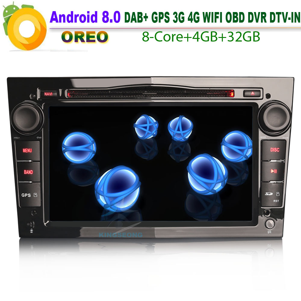 car radio for opel vectra c zafira corsa c android 8 0 gps. Black Bedroom Furniture Sets. Home Design Ideas
