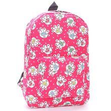 Heiße Mode Druck Rucksäcke Mädchen Leinwand Tasche Reisetasche Männer Rucksack Schultaschen Mochila Umhängetaschen MU103