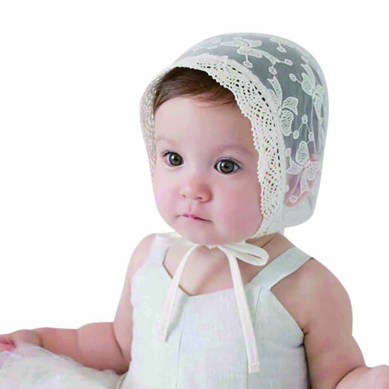 Newborn Baby Girl Kids Toddler Infant Cute Hats Cap Sweet Lovely Princess Caps Kids Products