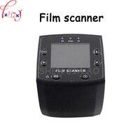 35mm film scanner 5 miljoen pixel film scanner ondersteunt kleur positieve  negatieve  kleur en zwart-wit slide 10 pcs