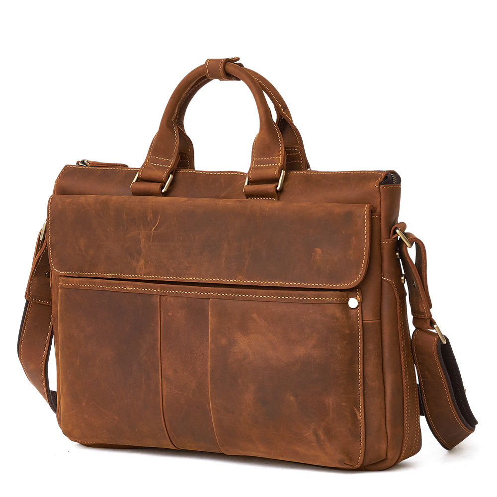 Men Genuine Leather Briefcases Designer Men Handag Business Men Bags Laptop Tote Crossbody Bags Shoulder Bag Men Messenger Bag jmd men handbags genuine leather bag men crossbody bags messenger men s travel shoulder bag tote laptop business briefcases bag