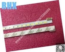 100% חדש עבור 55 אינץ סמסונג LJ64 03479A LED תאורה אחורית מזחלת 2012SGS55 7030L 80 REV1.0 1 חתיכה = 80LED 676 MM הוא 1 להתחבר