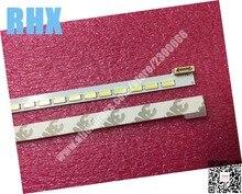 100% nouveau pour 55 pouces Samsung LJ64 03479A rétro éclairage LED traîneau 2012SGS55 7030L 80 REV1.0 1 pièce = 80LED 676MM est 1 connecter