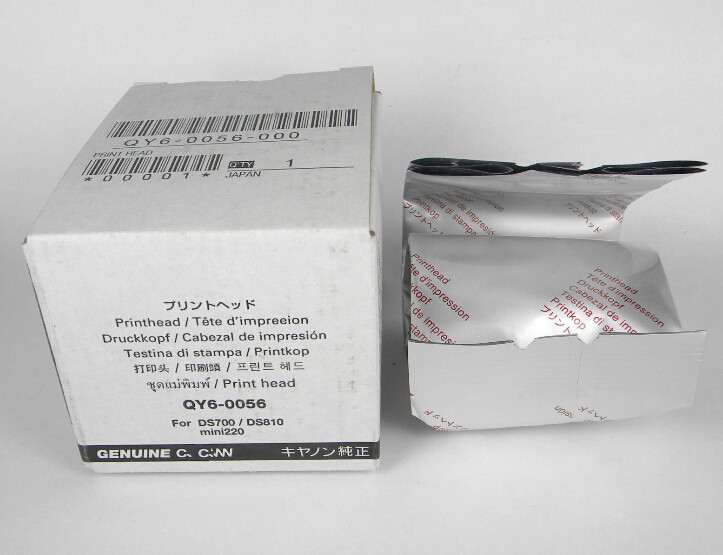 Original New In Retail Box QY6-0056 Printhead For Canon DS700,DS810 Printer