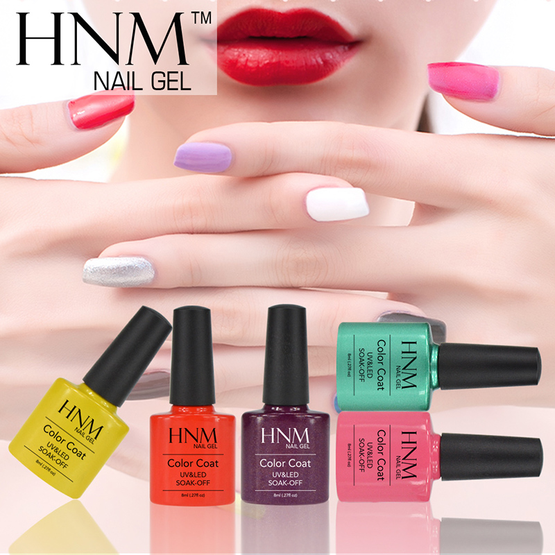 Aliexpress.com : Buy HNM UV Gel Nail Polish Long Lasting