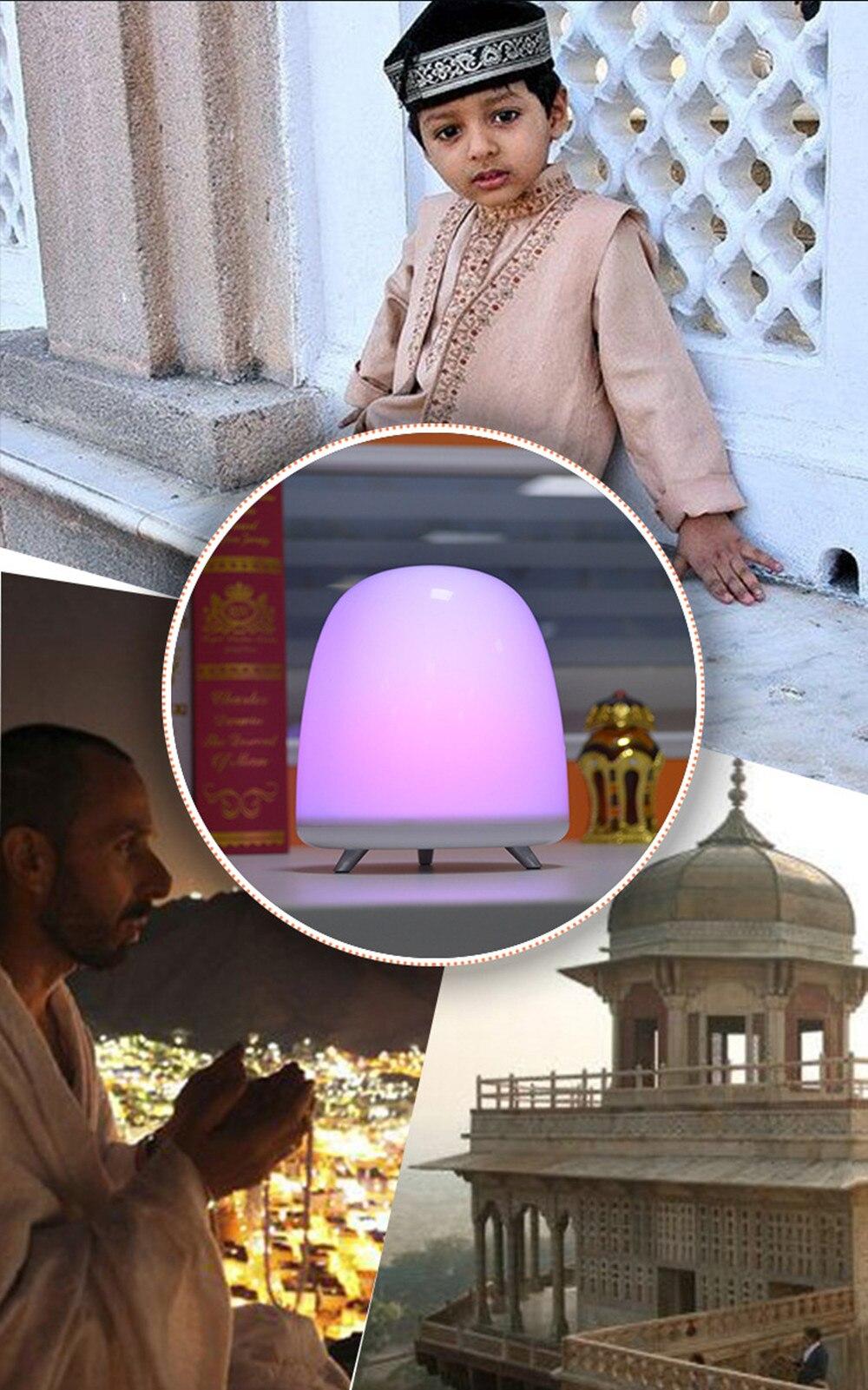 Muçulmano Alcorão Recitador TF MP3 Music Player