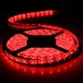 5 M 3528 60 LEDs/1 m LED Strip DC 12 V Vermelho/Amarelo/Azul/Verde/branco/Branco Quente Luz de Tira Impermeável