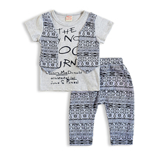 baby clothing retail kids spiderman fake 3 pcs  clothes boy suit for summer costumes fashion real betis cool set free shipping