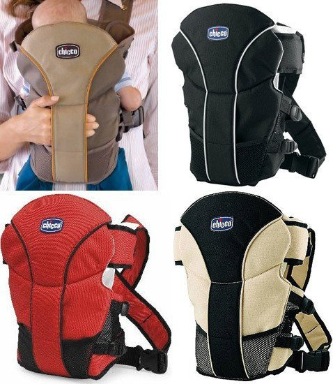 Us 200 0 Chicco Front Back Infant Carrier Baby Carrier Sling Infant Carriers Chicco Carriers Slings In Backpacks Carriers From Mother Kids